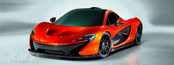 McLaren P1 image