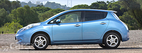 Cheaper Nissan LEAF EV image