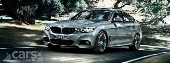 Photo of new BMW 3 Series GT