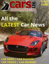 Image of Cars UK Car News Magazine Cover