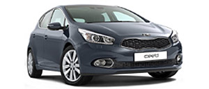 Kia on Cars UK