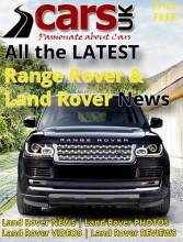 Land Rover News Cover image