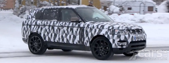 Photo of 2014 Range Rover Sport