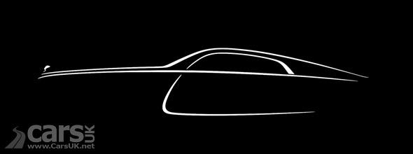 Rolls Royce Wraith tease image