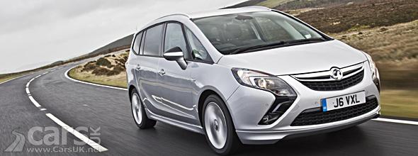 Vauxhall Zafira 1.6 CDTi image