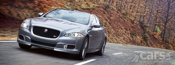 Photo 2013 Jaguar XJR on road