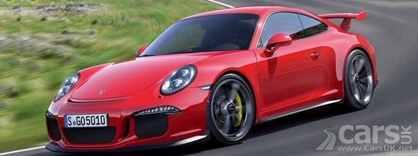 2013 Porsche 911 GT3 (911)