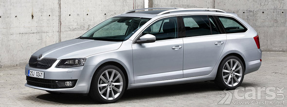 2013 Skoda Octavia Estate picture