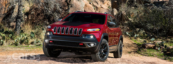 Photo of 2014 Jeep Cherokee