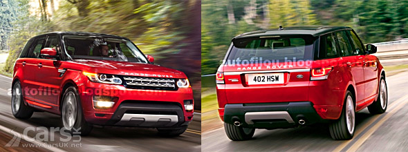 Photo 2014 Range Rover Sport