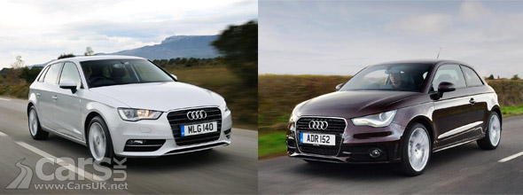 Audi A1 & A3 get 1.4 TSI with Cylinder on Demand