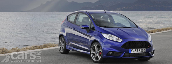 New 2013 Ford Fiesta ST picture