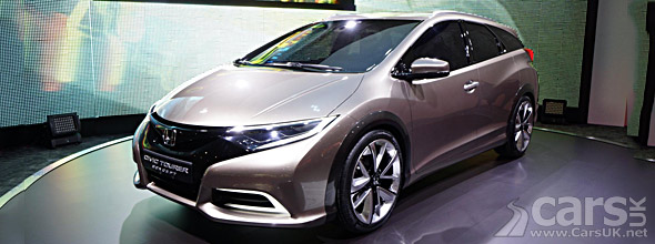 Honda Civic Tourer Geneva picture