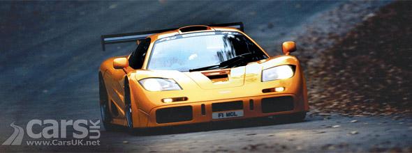 McLaren F1 LM Prototype picture