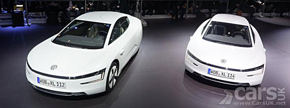Picture Volkswagen XL1 Geneva Motor Show 2013