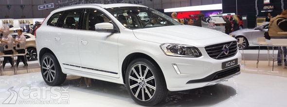 2013 Facelift Volvo XC60 at Geneva 2013 Pictures