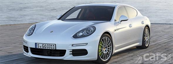 2013 Porsche Panamera facelift photo