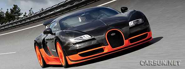 Photo Bugatti Veyron Super Sport