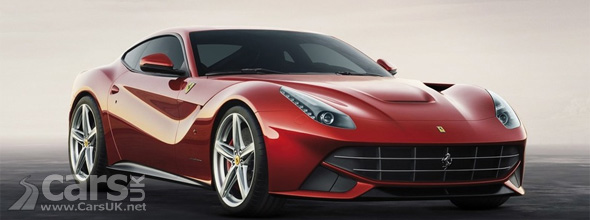 Photo of Ferrari F12