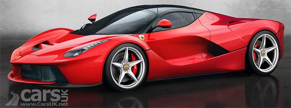 Photo Ferrari LaFerrari