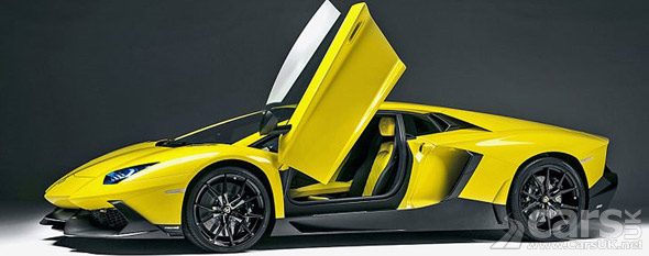 Photo Lamborghini Aventador LP720-4 50 Anniversario