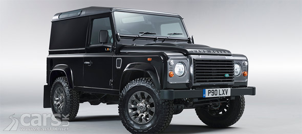 Photo Land Rover Defender LXV