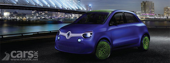 Photo Renault Twin'Z Concept