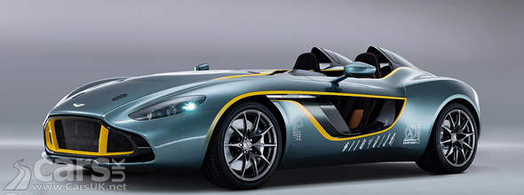 Photo Aston Martin CC100 Speedster Concept