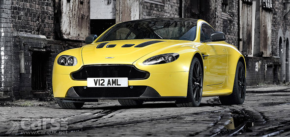 Photo of Aston Martin V12 Vantage S stationary
