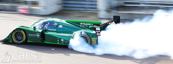 Photo of Drayson B12 69/EV world speed record challenge electric car