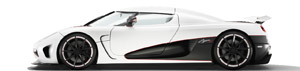 Koenigsegg on Cars UK