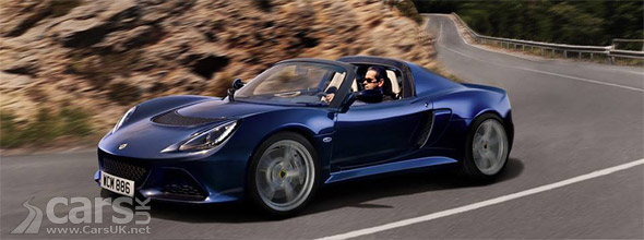 Photo Lotus Exige S Roadster