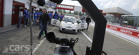 Abarth Racing photo