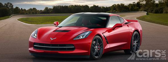 Photo New Chevrolet Corvette Stingray