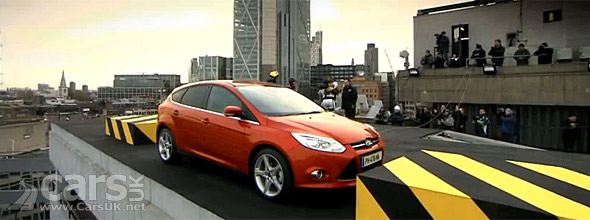 Photo of Ford's Active Park Assist in action
