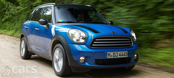 Photo MINI Countryman Cooper