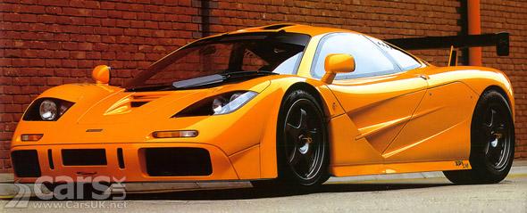 Photo McLaren F1 LM XP1