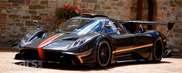 Photo Pagani Zonda Revolucion