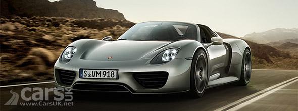 Photo of Porsche 918 Spider