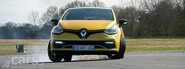 Photo Richard Hammond in Renaultsport Clio 200 Top Gear