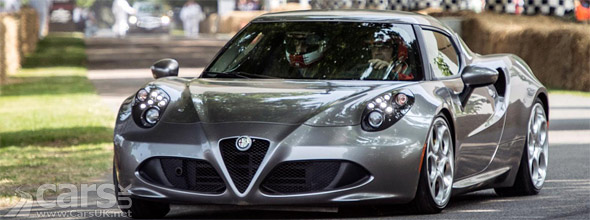 Photo Alfa Romeo 4c