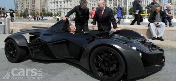 Bac Mono Moves To Liverpool Cars Uk