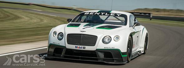 Photo Bentley Continental GT3