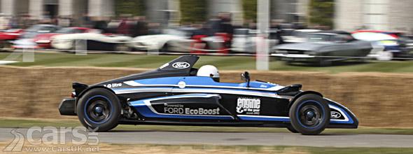 Photo Formula Ford 1.0 litre EcoBoost