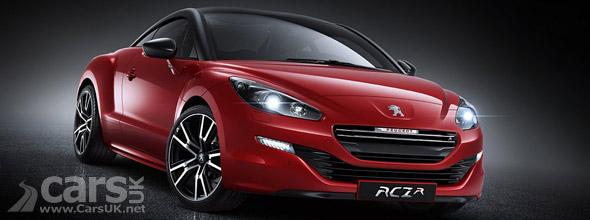 Photo of Production Peugeot RCZ R