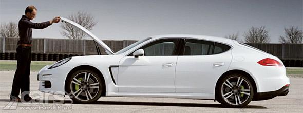 Photo of Porsche Panamer S E-Hybrid