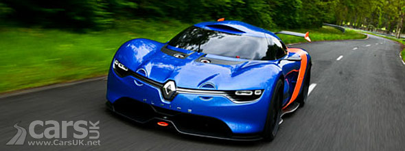 Photo Renault Alpine