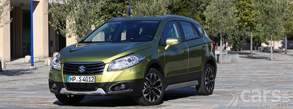 Photo Suzuki SX4 S-Cross