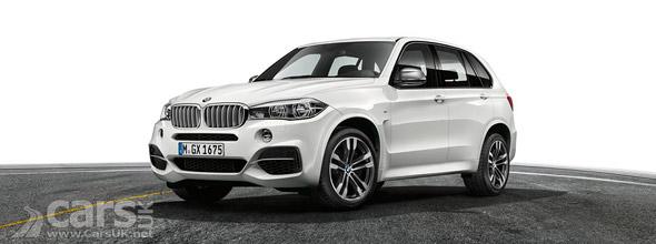 Photo 2014 BMW X5 M50d