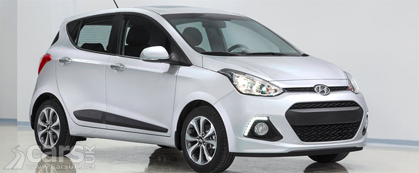 Photo new 2014 Hyundai i10